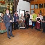 Empfang des Hauptausschußes im Alten Rathaus in Plochingen