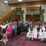 Empfang der Oberbürgermeisterin Barbara Bosch im Reutlinger Rathaus