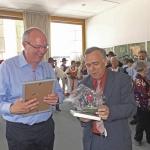 Empfang des Bürgermeisters Thomas Schärer im Neuen Rathaus (FotoHempel)