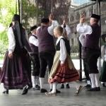 Volkstanzgruppe des Hohenloher Gaus