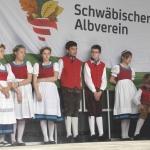 Volkstanzgruppe Süßen (Foto Hempel)