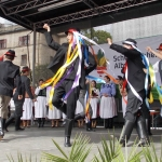 Tanzgruppe Taliga aus Isztimer, Ungarn (Foto Hempel)