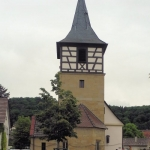 Kettenkirche in Gellmersbach