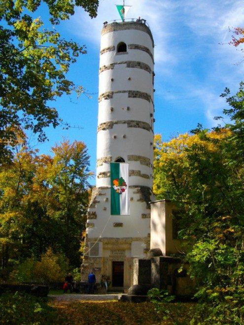 Hohe Warte Turm