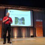 Vortrag sportliches Wandern Michael Schmitt, Foto: S. Wächter