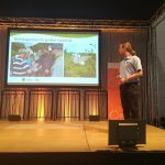 Vortrag Ü30 Wandern Sebastian Fischer, Foto: S. Wächter