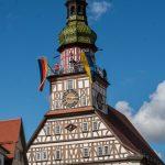 Rathaus Kirchheim, Foto: Erich Haas