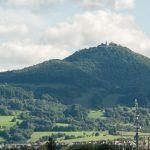 Blick auf den Teckberg, Foto: Erich Haas